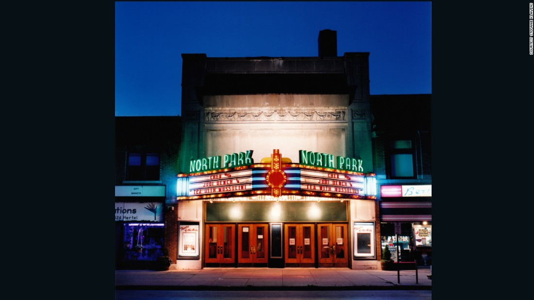"""A theater should lift the 'common man' out of his daily routine and place him in a setting so grandiose, so richly detailed, that he should think it the most natural thing in the world to watch his dreams come to life on the silver screen,"" said the North Park's original owner Michael Shea according to the<a href=""http://www.northparktheatre.org/about/"" target=""_blank""> theater's website</a>. <br />This experience is a far cry from most modern cinemas, says Klavens.<br />""They do not have the same power of escape into fantasy as the opulent décor of the movie palaces of the past,"" she explains.<br />""Going to the cinema at a historic theater and sitting in auditorium always adds so much to the experience."""