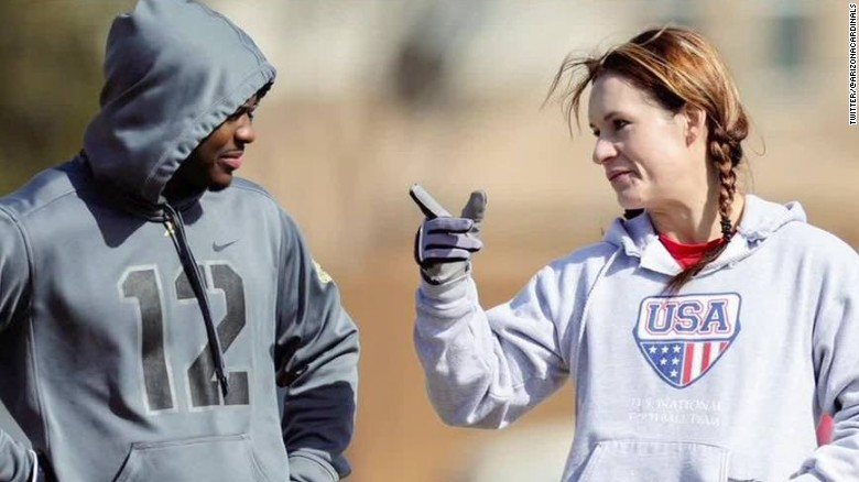 First female NFL coach hired by Arizona Cardinals