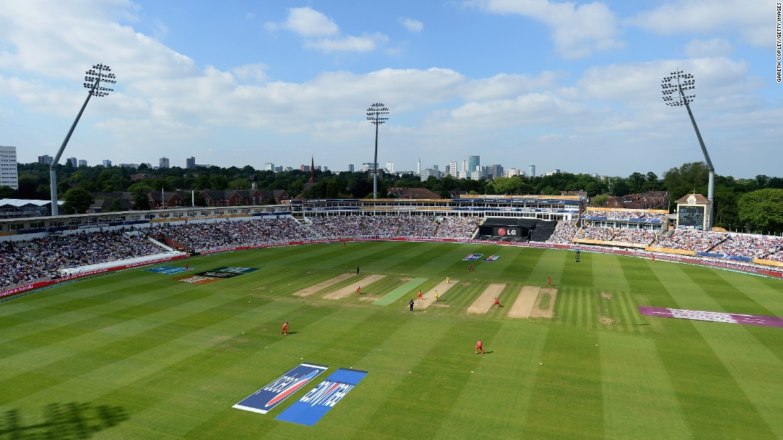 England face Australia in the third Ashes Test at Edgbaston Wednesday with the series tied at 1-1.