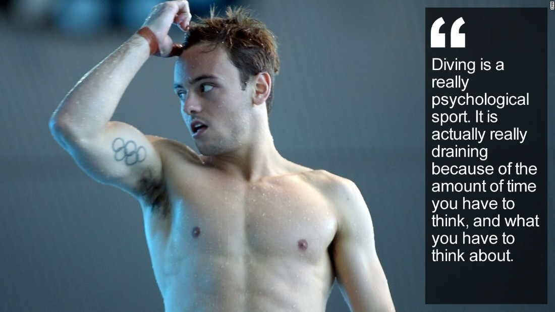 "Diving's boy wonder has come of age -- and come out -- since winning a world title at the age of 15. <a href=""/2015/07/29/sport/tom-daley-diving-olympics/index.html"" target=""_blank"">Read more</a>"