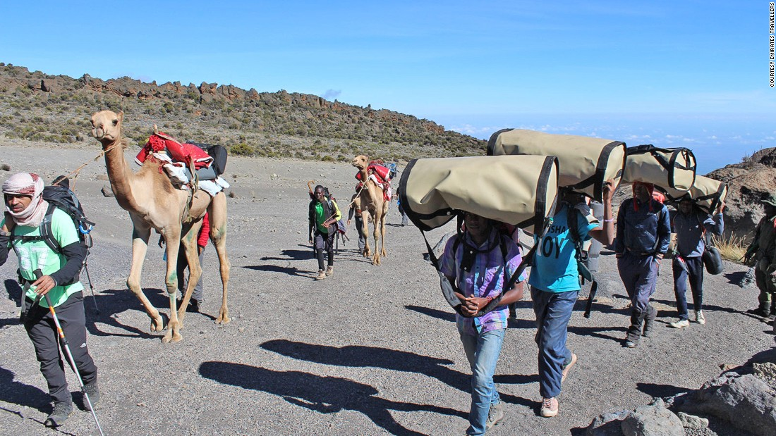 Shifting weather patterns, plunging temperatures and a lack of oxygen took their toll,  while the bruising, rugged routes proved tough for the gangly legs of the camels.