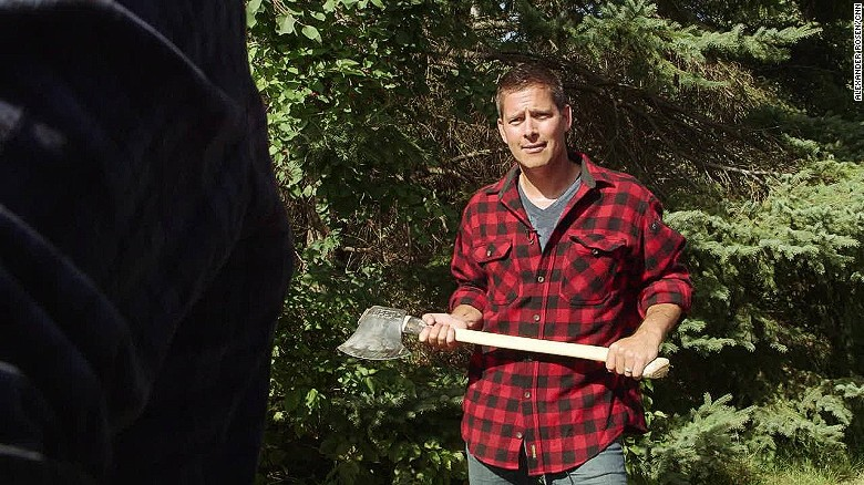 Being Moody: The lumberjack congressman