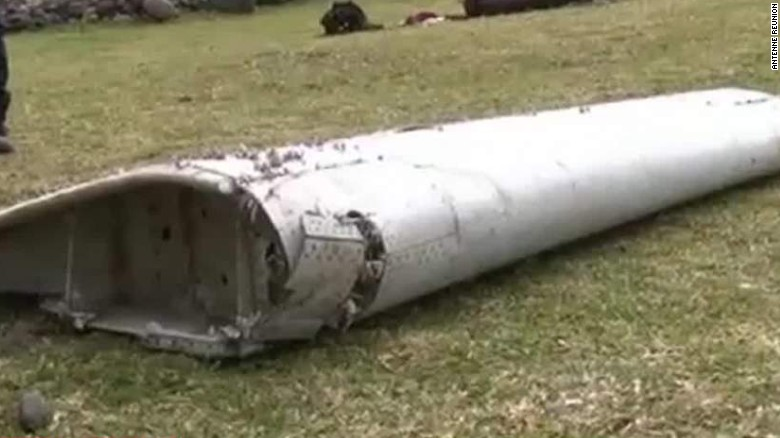 Source: Piece of wing consistent with jet like MH370