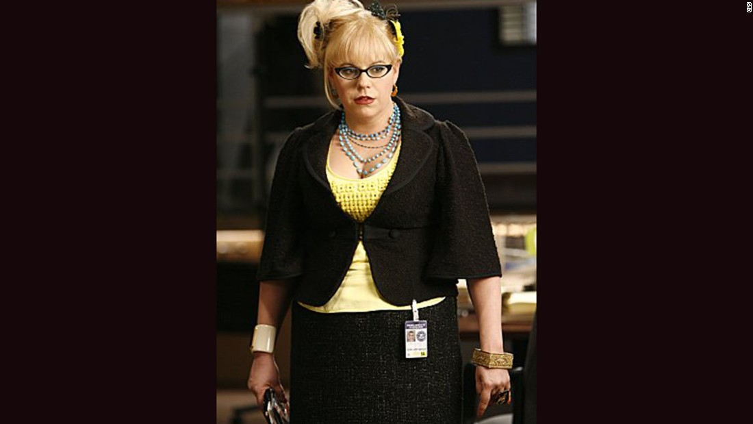 "Penelope Garcia (Kirsten Vangsness) often serves as comic relief in addition to being a computer wiz on ""Criminal Minds."""