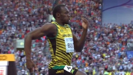 Bolt ditches junk-food for historic Rio 'triple-triple'