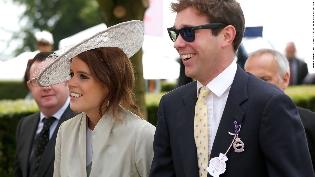 Princess Eugenie of York attended Ladies Day on Thursday ...