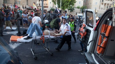 Teen stabbed at Jerusalem gay pride parade dies