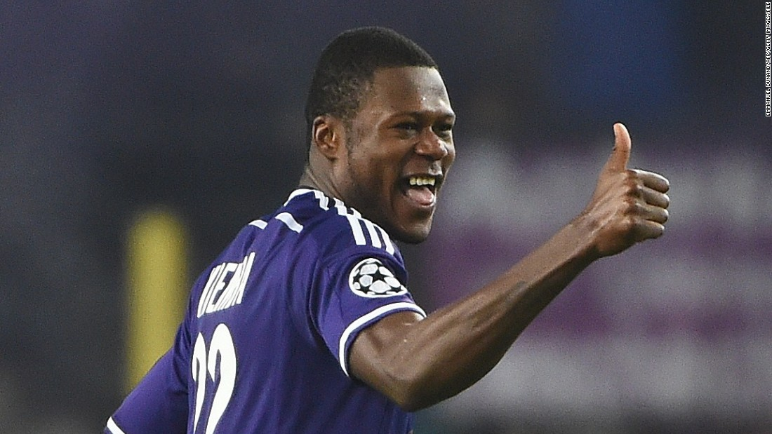 English Premier League club Newcastle has agreed a deal with Belgian club Anderlecht to buy Democratic Republic of Congo international Chancel Mbemba.