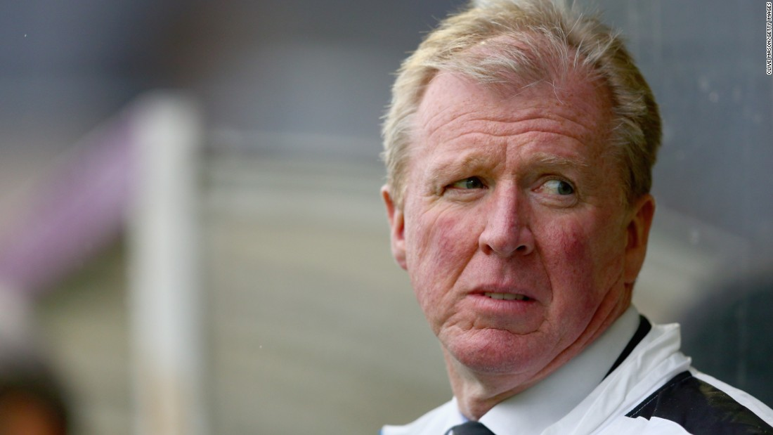Former England manager Steve McClaren has been brought in as the club's head coach to try and revive the club.