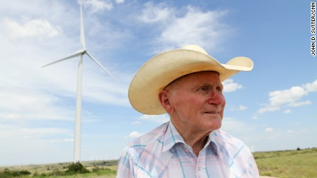 Wind power is taking off in surprising places, including the U.S. Great Plains.