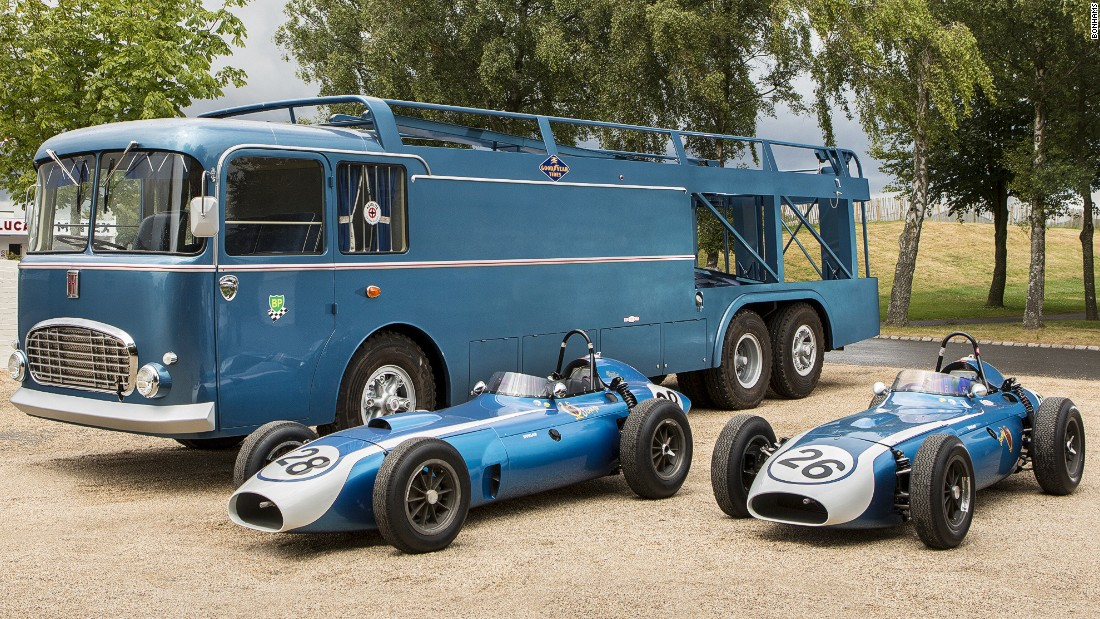 Formula One America S First Cars Up For Sale At Cnn