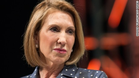 Carly Fiorina's career history