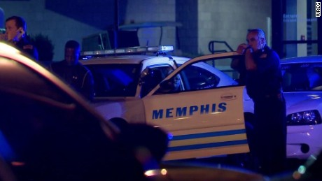 Memphis police officer killed during traffic stop