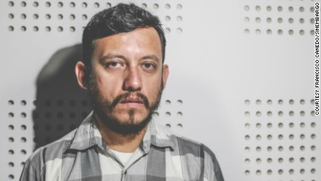 Photojournalist Ruben Espinosa, who was killed in Mexico Saturday, August 1, 2015.