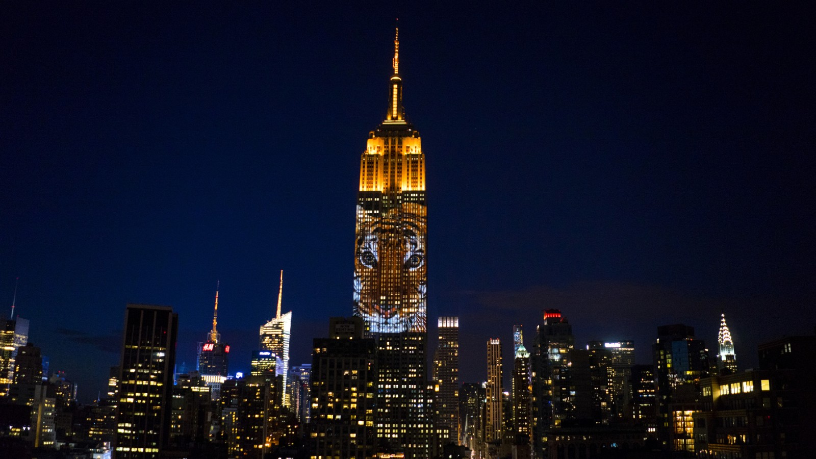 Cost To Light The Empire State Building