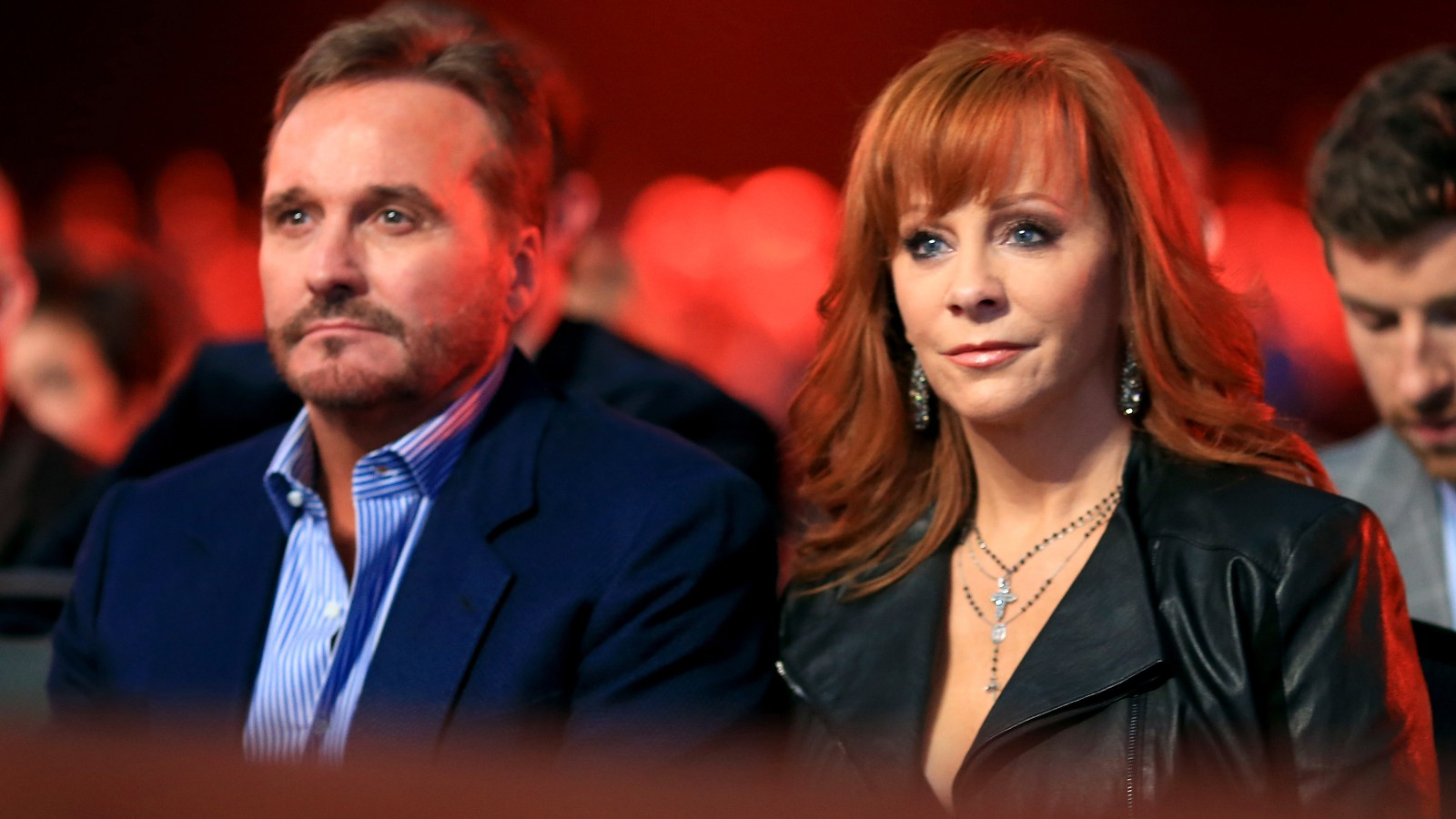 Reba mcentire narvel blackstock split after 26 years for How many kids does reba mcentire have