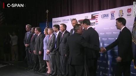 trump surges in new polls ahead of debate Jones pkg Newday _00001221