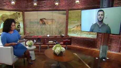 global backlash to trophy hunting Salmoni interview Newday _00032907