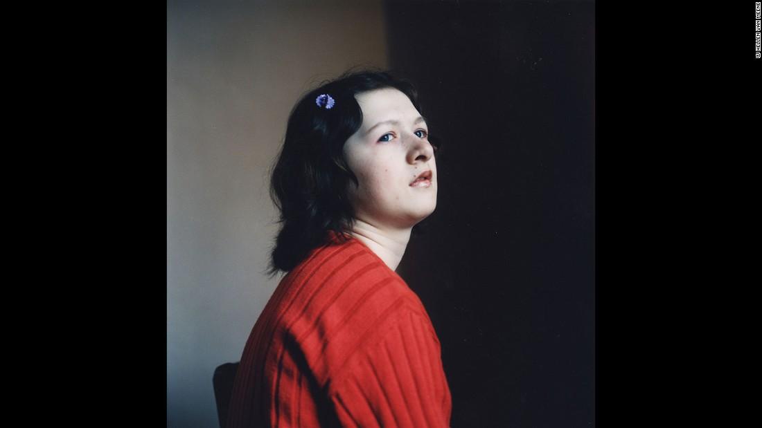 Hellen van Meene, Untitled, Russia, 2004