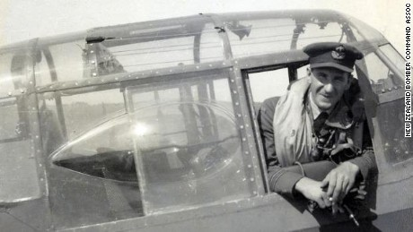 Squadron Leader John Leslie (Les) Munro was the last Dambuster pilot.