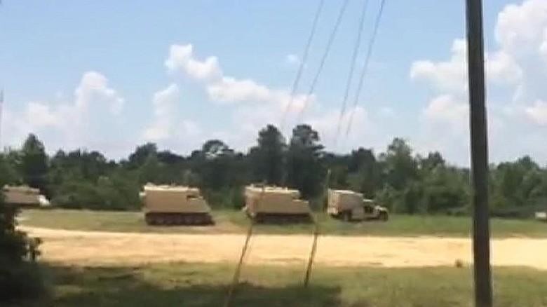 Shots fired near Camp Shelby in Mississippi - CNN.com | 780 x 438 jpeg 52kB