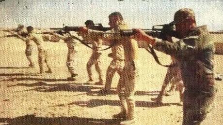 U.S.-trained rebels captured in Syria by al Nusra