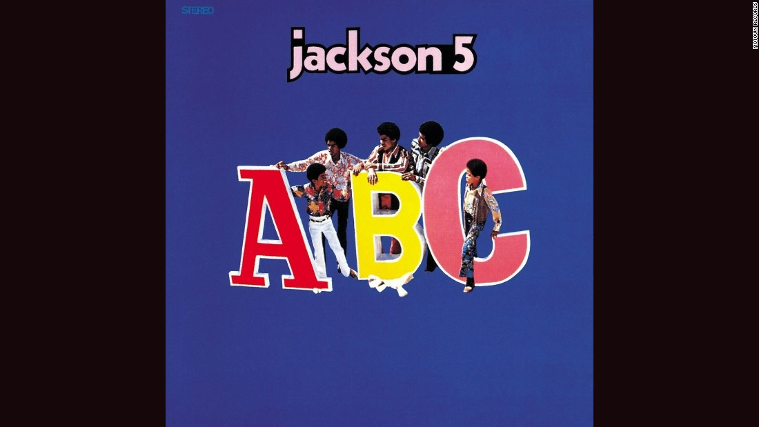 "<strong>""ABC,"" Jackson 5</strong>: During its '60s heyday, Motown was not known for its album cover art, but sometimes an idea is so simple, it's brilliant -- hence having the Jackson 5 pose among three giant letters of the alphabet for the 1970 album ""ABC."" It's colorful, it's energetic, and it's a nice companion to the exciting songs on the LP, including ""ABC"" and ""The Love You Save."""