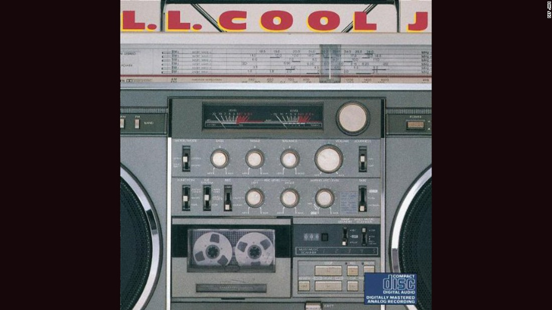 "<strong>""Radio,"" LL Cool J</strong>: Few items were as indicative of early rap than the boombox, and for his 1985 album, LL Cool J went with a big closeup of the necessary item. ""I can't live without my radio,"" he raps -- but fans picked up the LP."