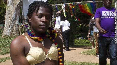 Celebrating gay pride in Uganda: 'We want to show that we're not aliens'
