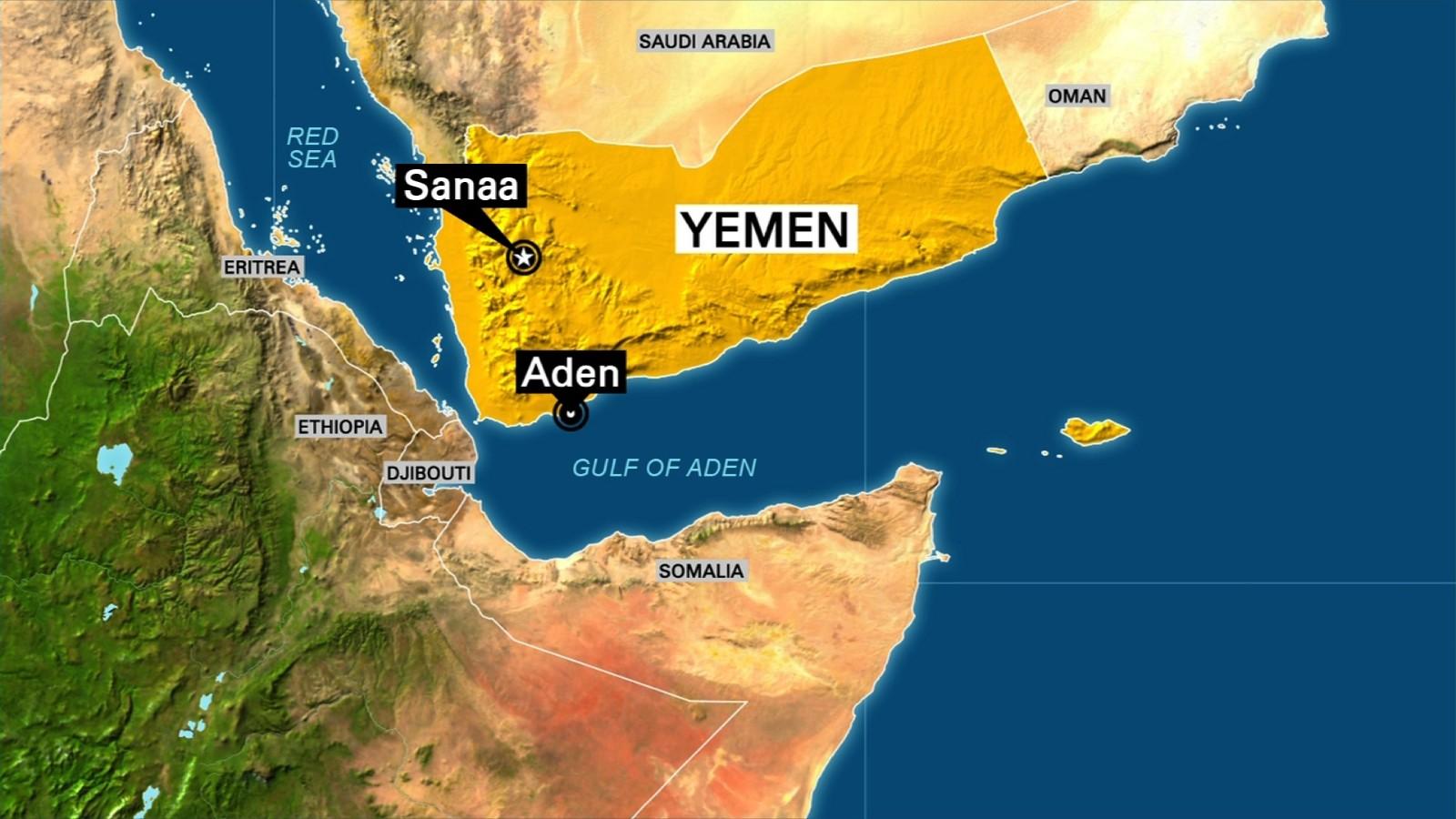 Al Qaeda Denies Link To Attack That Killed Nuns In Yemen Cnncom Map Of Us