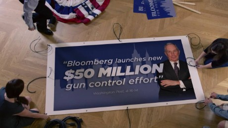 NRA ad Bloomberg for President commercial _00001408