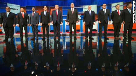 So, who won the Republican debate?
