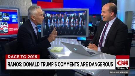 exp RS 0809 Ramos says trump rhetoric is dangerous_00022707