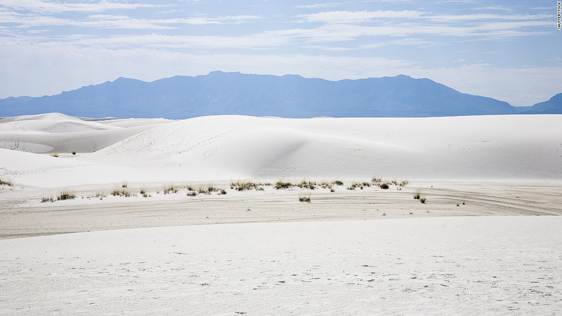 "The ""captivating windswept dunes"" of White Sands are a ""highlight of any trip to New Mexico,"" says Lonely Planet. It's a land of ""mud-brick churches filled with sacred art,"" ""ancient Indian pueblos"" and ""real-life cowboys and legendary outlaws."""