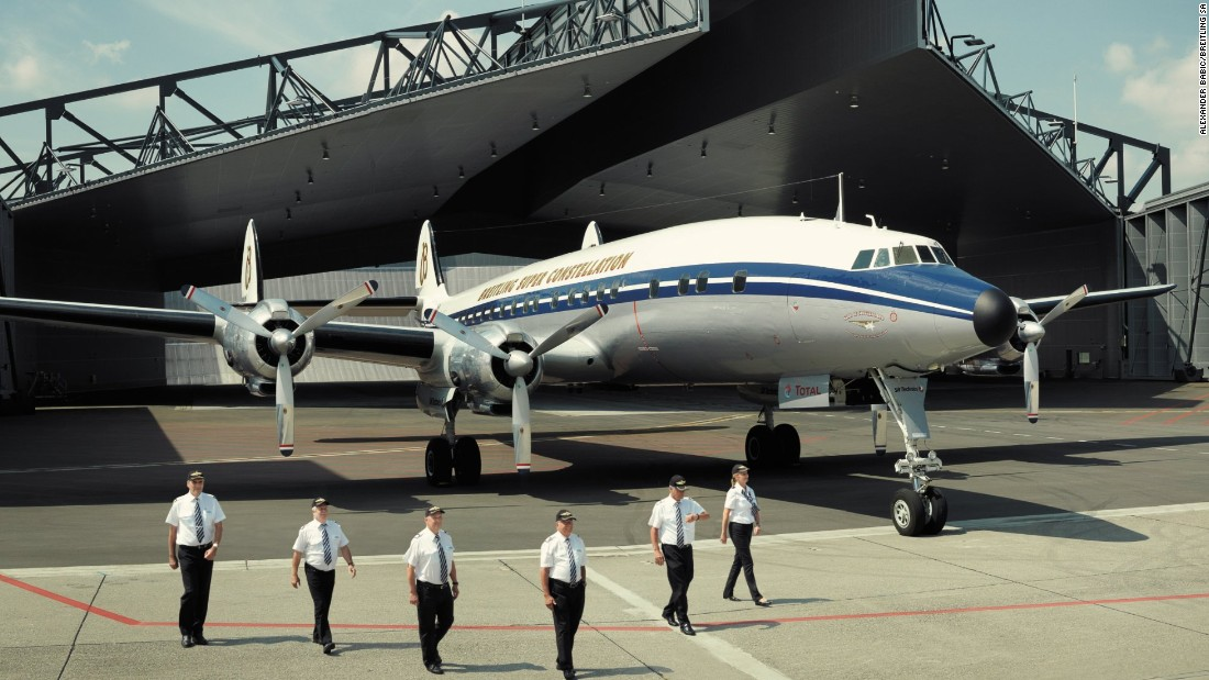 Wanna fly on Breitling's Super Connie? All passengers must first join the Super Constellation Flyers Association for around $120, and then purchase tickets starting at $230. But first you have to get to the plane. Frei recommends trans-Atlantic travelers<strong> </strong>fly to Zurich and take an hour-long train ride to Basel, where the plane is based.