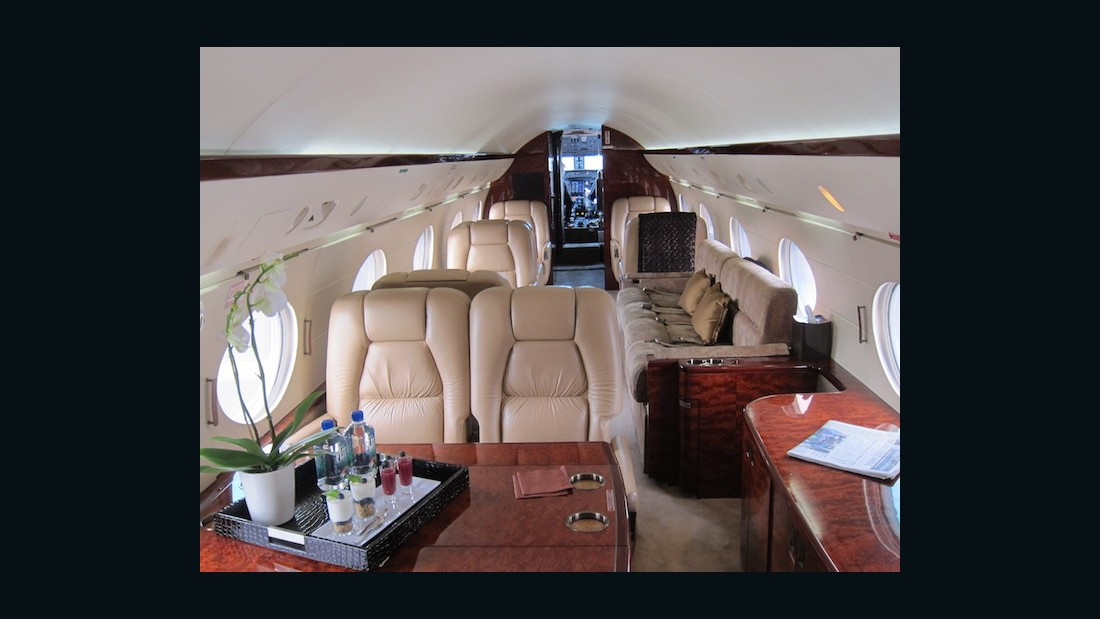 So what's the mecca of upgrades? Private flights on Delta Airlines.
