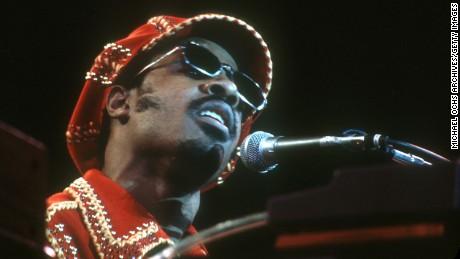 Stevie Wonder circa 1970.