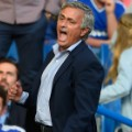 Jose Mourinho shouts Chelsea Swansea