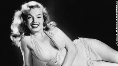 Actress Marilyn Monroe circa 1950