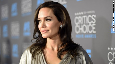 Empowered patient: Angelina Jolie