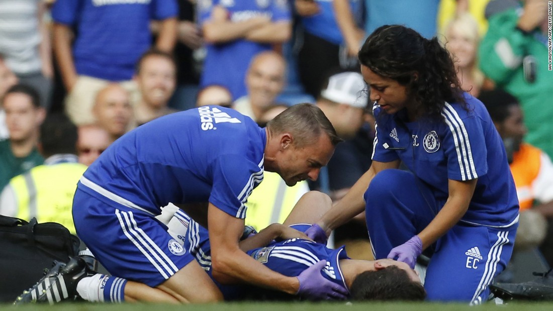 Chelsea doctor Eva Carneiro and physio Jon Fearn angered Mourinho by entering the field of play to treat Eden Hazard during the 2-2 draw against Swansea City on the opening day of the season. Mourinho has been heavily criticized for his behavior towards Carneiro, who subsequently left the club.