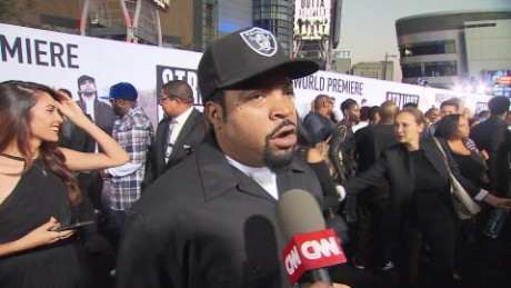 Red Carpet Report: 'Straight Outta Compton'