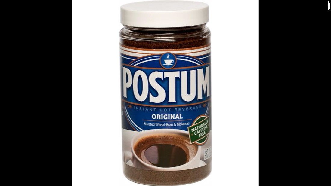 "Postum's ads <a href=""https://books.google.com/books?id=Hy0YIUYybOsC&pg=PA131&lpg=PA131&dq=19th-century+inventor+C.+W.+Post+on+coffee+bad+for+you&source=bl&ots=g2hh-151v4&sig=puGib3_29lDVz6F027IKRlnTNNY&hl=en&sa=X&ved=0CCkQ6AEwAmoVChMIiY25raukxwIVSVw-Ch14BwLK#v=onepage&q&f=false"" target=""_blank"">against coffee</a> were especially negative, claiming coffee was as bad as morphine, cocaine, nicotine or strychnine and could cause blindness."