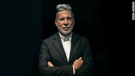 Street style icon Nick Wooster on fashion curation and menswear in Asia