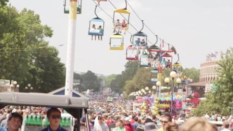 Iowa State Fair Clinton Trump Sanders Santorum AR ORIGWX_00000000