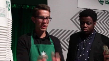 common starbucks ceo national initiate hire youth harlow pkg nr_00001215