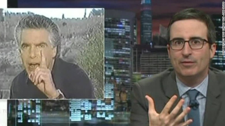 John Oliver rips televangelists daily hit newday _00005115