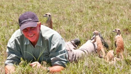 geoffrey kent on a safari
