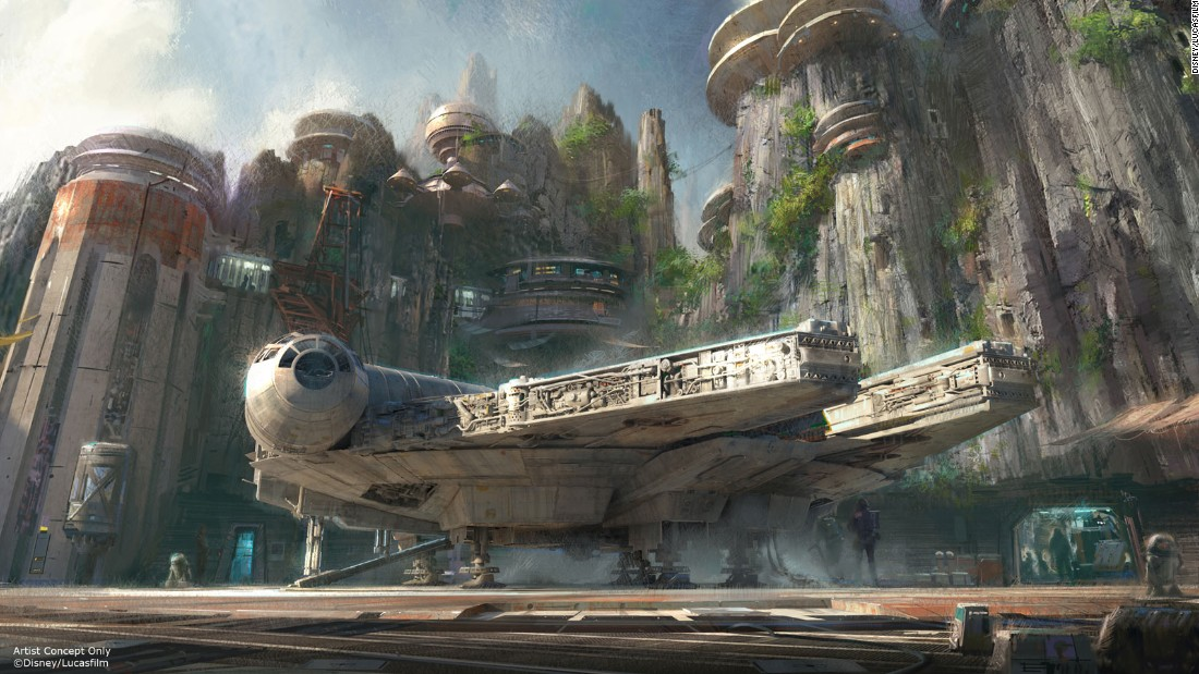 Star Wars Disneyland 2