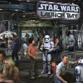 Star Wars Disneyland 4